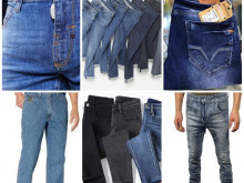 Jeans heren Pack mix